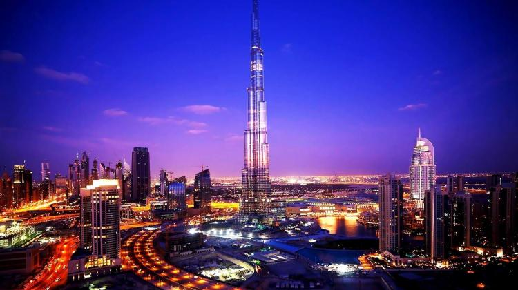 The stunning Dubai skyline has become iconic in the Middle East