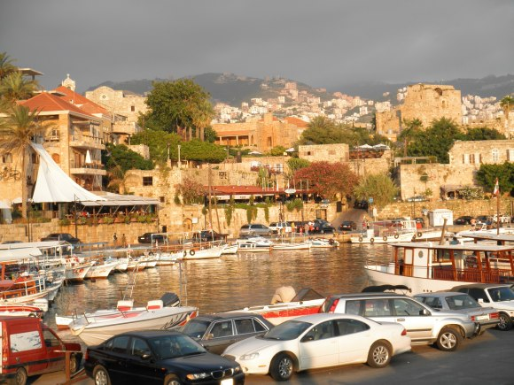Jbeil (Byblos) Port