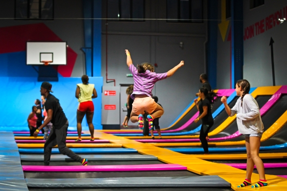 Bounce: The jumping revolution comes to the Middle East