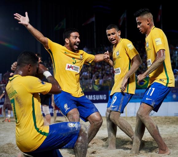 Samsung Beach Soccer Intercontinental Cup  Dubai 2016